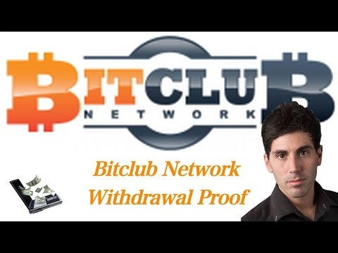 Bitclub Network Withdrawal Proof 1.65 Bitcoin $1,000 USD