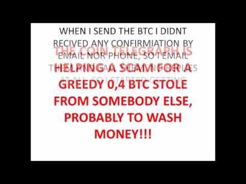 ExeBTC.com SCAM stay away!!!