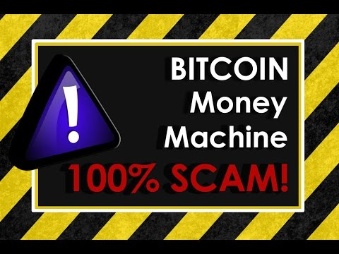 BITCOIN Money Machine is a SCAM! Software Review!