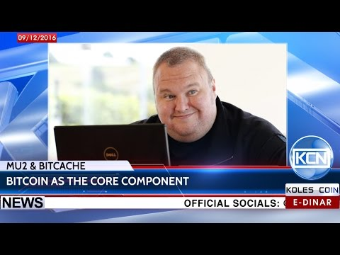 KCN News: Megaupload 2.0 has announced future using Bitcoin