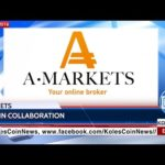 KCN News: AMarkets has declared Bitcoin collaboration