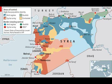 SYRIA WILL FALL