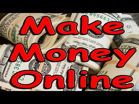 How Can I Make Money Online From Home -  How Can I Make Money Online For Free