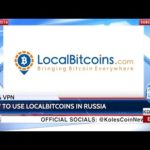 KCN News: Tor and VPN connection to help Russians use LocalBitcoins