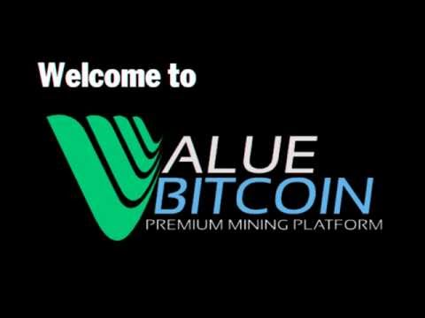 VALUE BITCOIN - What is bitcoin mining?
