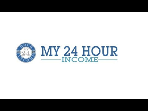 How to Make Money Online with My 24 Hour Income