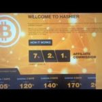 SCAM Hashier 105%-200% after 1-10 days Bitcoin.Депозит 0.04 ВТС