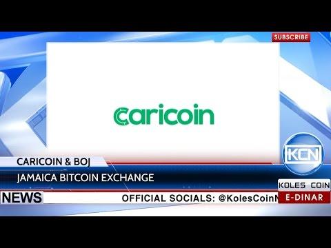 KCN News: Caricoin to create Bitcoin exchange in Jamaica