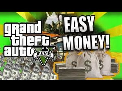 HOW TO MAKE EASY MONEY IN GTA ONLINE!!! (LOW LEVEL)