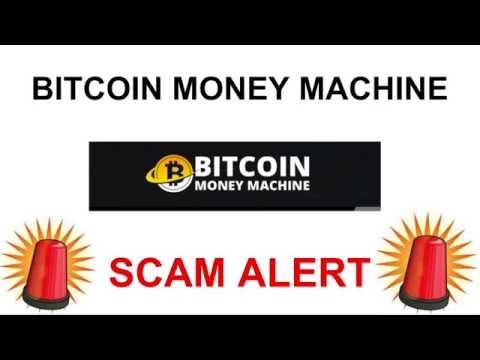 Bitcoin Money Machine - Is it a Scam?
