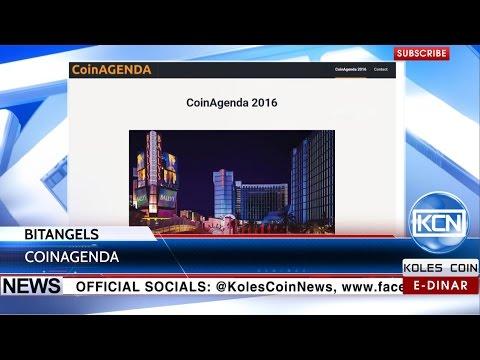 KCN News: CoinAgenda – bitcoin conference at Las Vegas