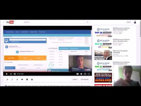 My24HourIncome Review Scam Calculator hindi Strategy Presentation Tutorial Proof english bangla