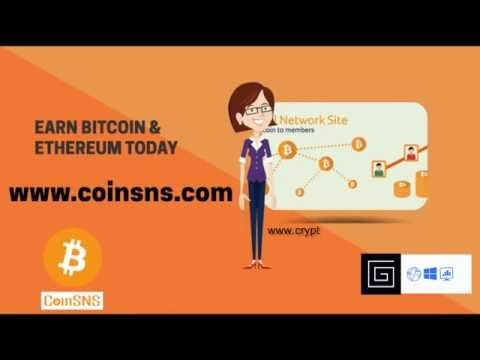 Coin SNS Bitcoin Social Media