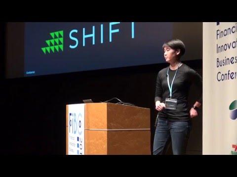 FIBC2016_MitsubishiEstateFinolabAward&AudienceAward Shift Payments(ShiftFinancial)