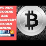 How New Bitcoins Are Generated? Bitcoin Mining