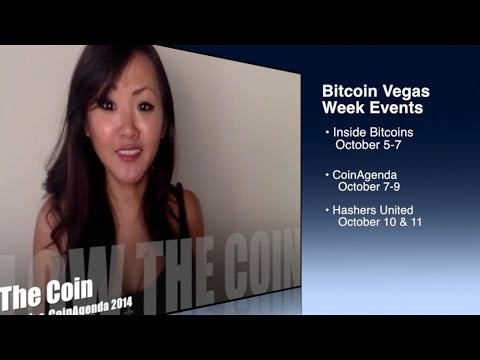 'Vegas Bitcoin Week' and The Launch of CoinAgenda 2014, The First Bitcoin Investor Conference