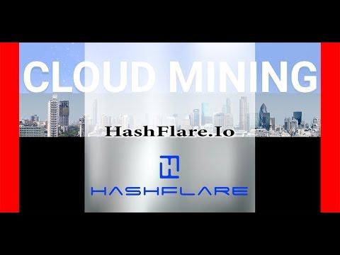 HashFlare: BITCOIN CLOUD MINING