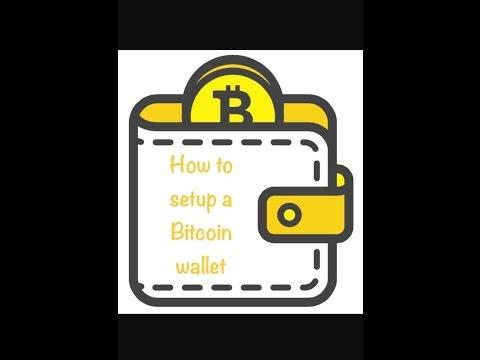 How to setup a Bitcoin wallet   |   How to setup Coinbase or Circle bitcoin wallet