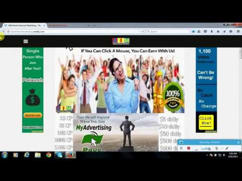 How to make Money By  Online By Viewing adds | How To Generate Free Traffic To Web Site
