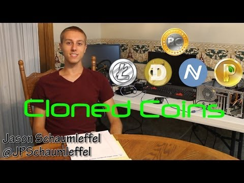 CryptoCurrencies: What are Cloned Coins?