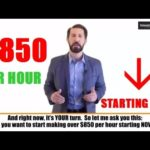 How To Make Money Online From Home 2017 – Fastest Ways To Make $850 Per Hour Staring Now !