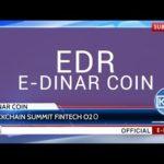 KCN News: E-Dinar Coin & Blockchain Summit FINTECH O2О