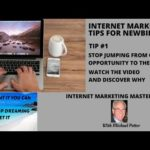 Make Money Online Fast – Internet Marketing Masterclass – Don't Do This