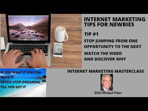 Make Money Online Fast - Internet Marketing Masterclass - Don't Do This
