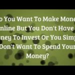 starts today! make money online – Make money online without investments – earn quick cash 2016