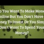 how to earn money online without investment – earn money online without investment 2016 – how to
