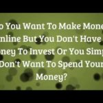 how to make money as a teenager – how to make money without a job – make money 2016