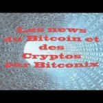 Les infos du Bitcoin et des cryptomonnaies du 14/10/2016