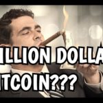 One Million Dollar Bitcoin?? Cryptocurrency Is The Evolution of Money