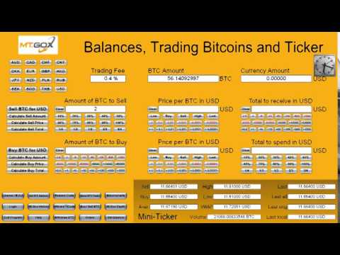 MtGox Bitcoins to BTC e Bitcoins in 50 seconds