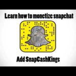 Make Money Online With Snapchat – SnapCashKings Monetize Snapchat