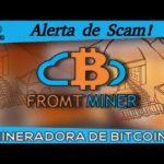 # Alerta de Scam – FromtMiner
