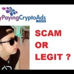 MyPayingCryptoAds Scam or Legit Review!