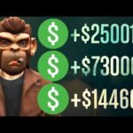 GTA 5 ONLINE – BEST WAY TO MAKE MONEY ONLINE! MAKE MILLIONS FAST & EASY (GTA 5 Money Tricks)