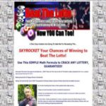 Beat The Lotto – Beat Any Lottery – Make Fast Money OnLine