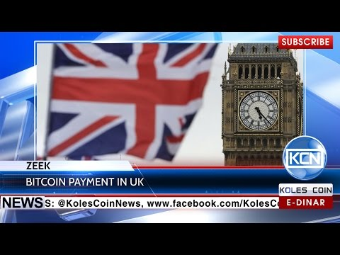 KCN News: Zeek accepts Bitcoin payment