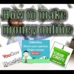 HOW TO MAKE MONEY AT ONLINE WHEREVER YOU ARE!!! (100% legit)