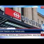 KCN News: Bitcoin sales with SBB railway service