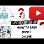4 ways to make money online ( in Hindi / Urdu  )