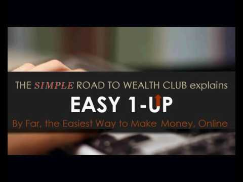 Easy 1 Up Marketing System Review How to Make Money Online Now