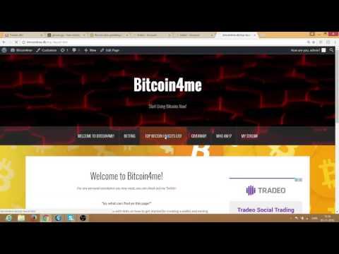 Start Bitcoin mining (ALL FREE)