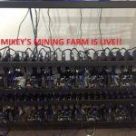 Ethereum Mining Farm Live – Part 3 Running