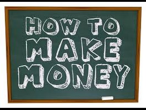 10 Ways You Can Make Money Online   new 2016