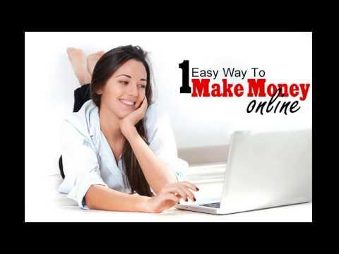 Make Money Online Easy