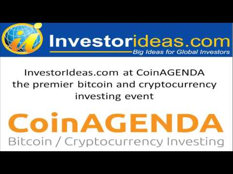 Bitcoin Investing CoinAgenda 2016 ;Interview with  Ron Boesing, CEO of OpenLedger