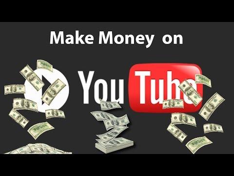 How To Make Money By Youtube Videos Easy Method In Hindi & Urdu 2016